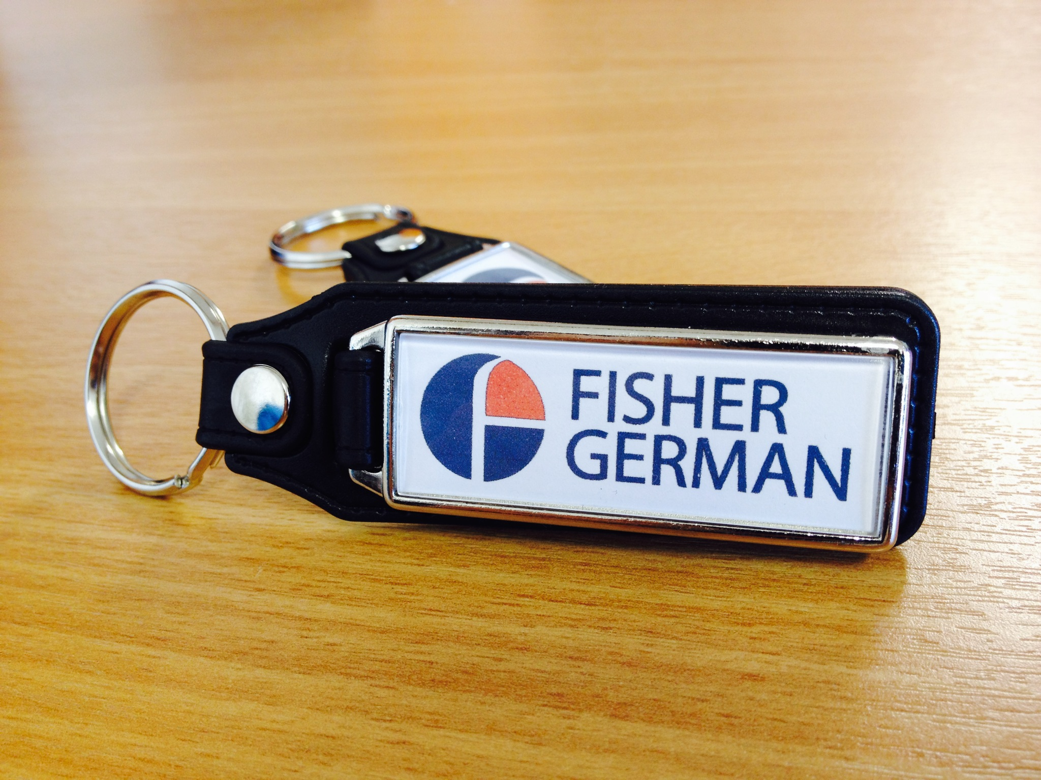 FishGermKeyRings