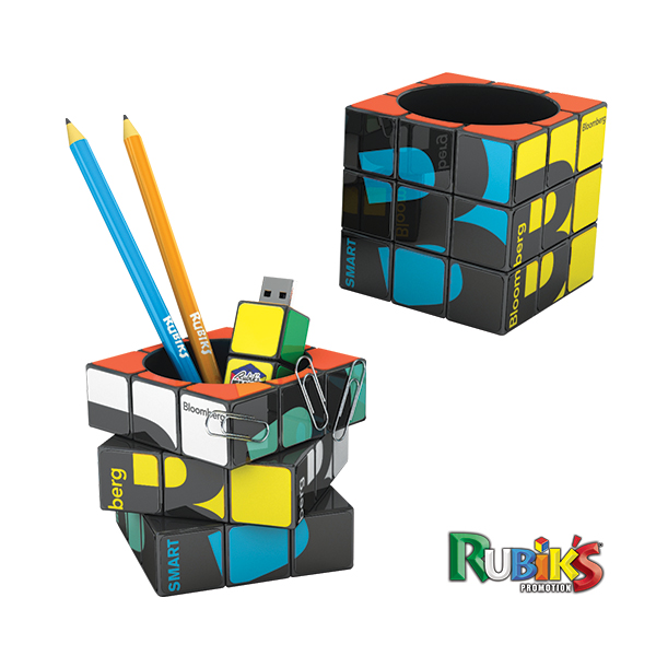 Rubik-pen-pot