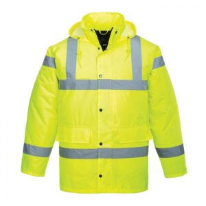 Hi-Vis Traffic Jacket (S460). XXS - 8XL